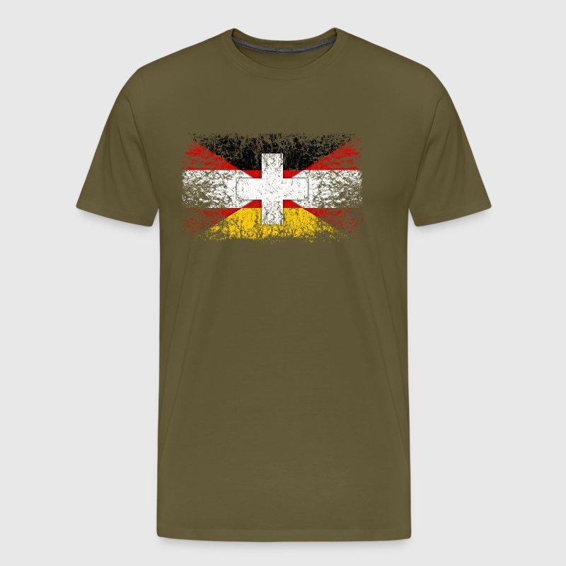 tee shirt allemagne autriche suisse 001 spreadshirt. Black Bedroom Furniture Sets. Home Design Ideas