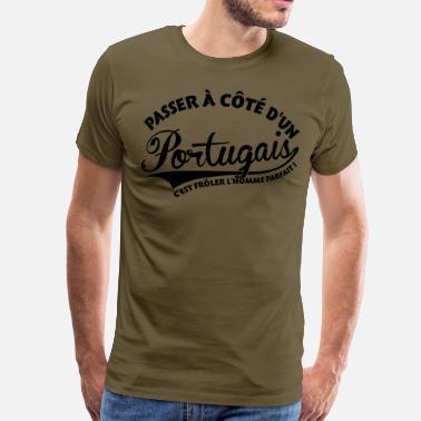 T-shirt Bébé Croix Portugaise Portugal avec Prénom Personnalisé d129e5d0e08