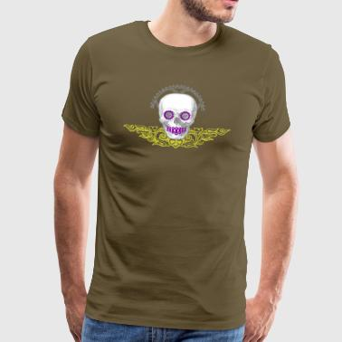 Gearhead cycling - Men's Premium T-Shirt