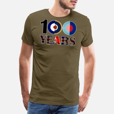 Air 100YEARSRAF / 1803 - Men's Premium T-Shirt