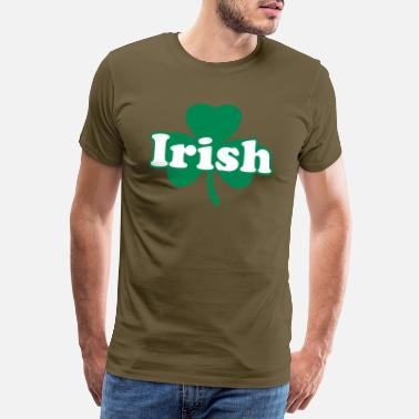 St Patricks Day Irish - Ireland - Men's Premium T-Shirt