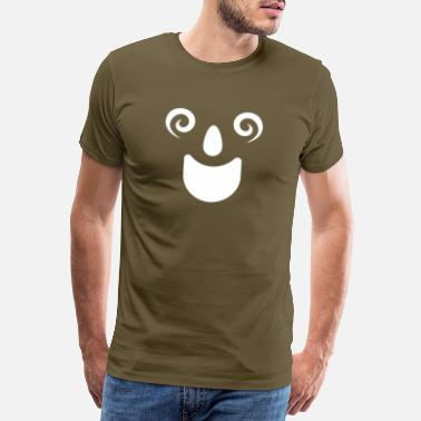 Grins grin - Men's Premium T-Shirt