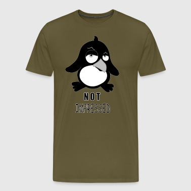 notimpressed - Men's Premium T-Shirt
