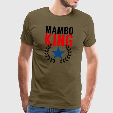 Mambo King - Dance Shirts - Mannen Premium T-shirt