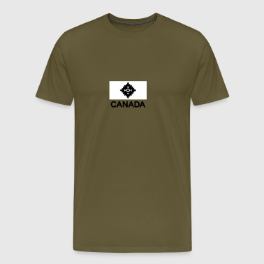 Officer Cadet CANADA Army, Mision Militar ™ - Men's Premium T-Shirt