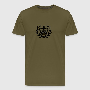 Master Warrant Officer CANADA Army, Mision Militar - Men's Premium T-Shirt