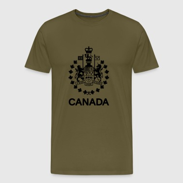Canadian Forces Chief Warrant Officer CANADA Army - Männer Premium T-Shirt