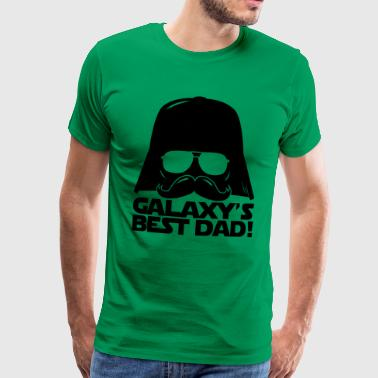 Galaxy's super Darth Père - T-shirt Premium Homme