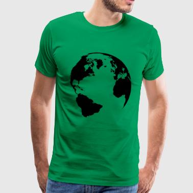 world - Männer Premium T-Shirt