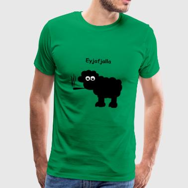 Blacksheep Chill - Männer Premium T-Shirt
