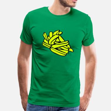 Chips Fries or chips - Men's Premium T-Shirt