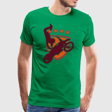 stunt - Men's Premium T-Shirt