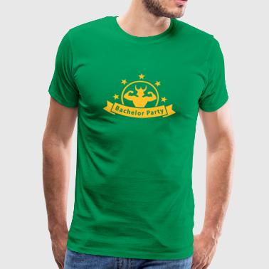 stag night - Men's Premium T-Shirt