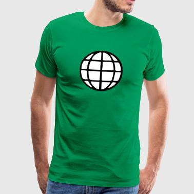 Global Symbol - Men's Premium T-Shirt