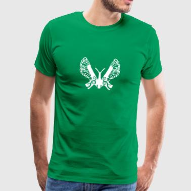 Butterfly Gun - Men's Premium T-Shirt