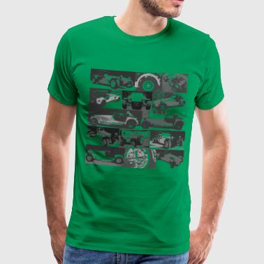 Lots of Caterhams - Men's Premium T-Shirt