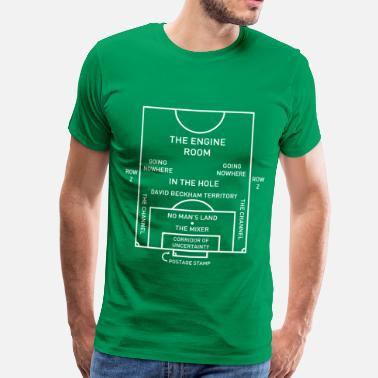Pitch Football Pitch.png - Men's Premium T-Shirt