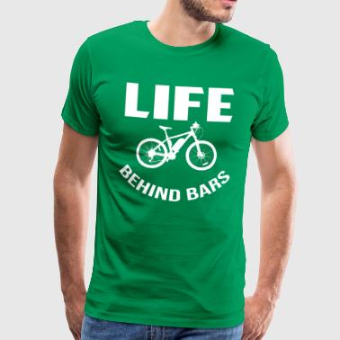 Cycling For Life - Men's Premium T-Shirt