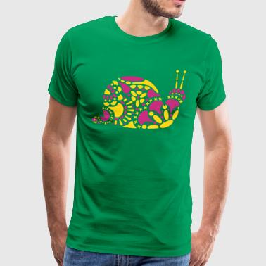 Escargot - Men's Premium T-Shirt