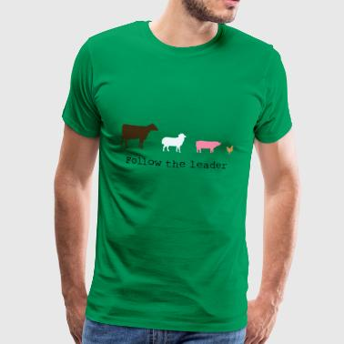 Farm (color) - Männer Premium T-Shirt