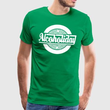 Alcoholiday - Herre premium T-shirt