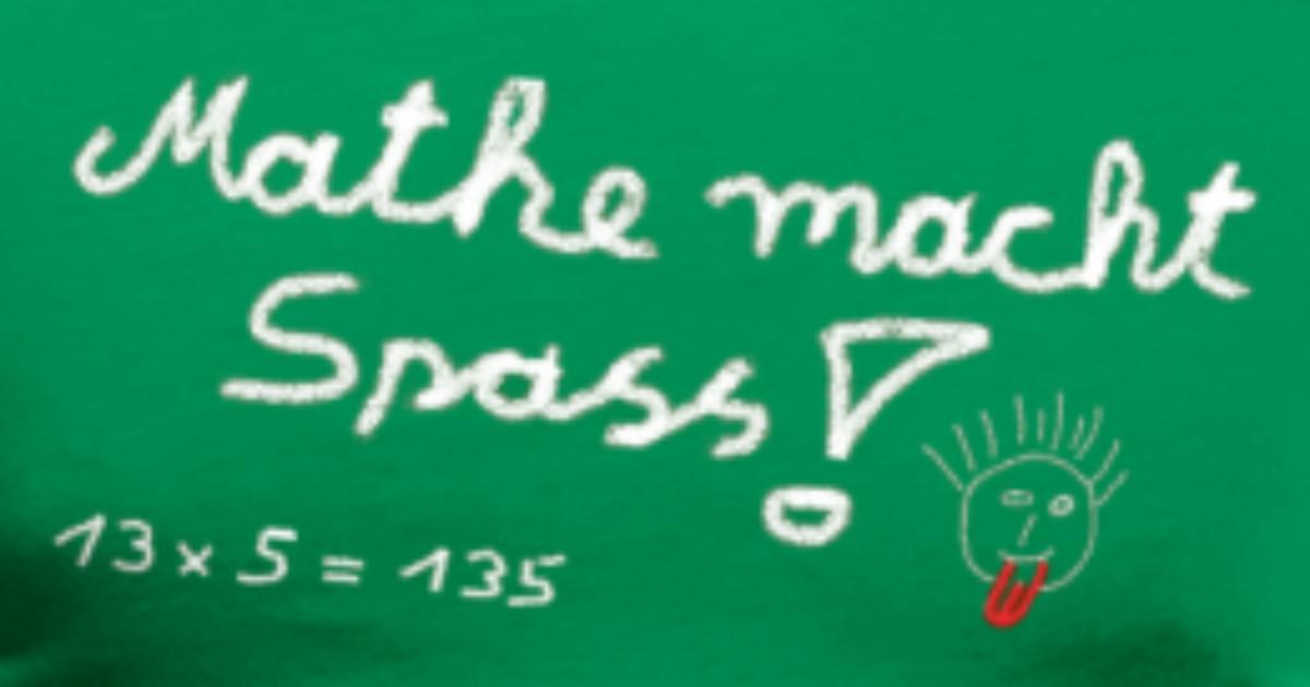Großartig Spaß Mit Mathe Arbeitsblatt Galerie - Mathematik ...