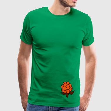 Cloudberry - Premium-T-shirt herr