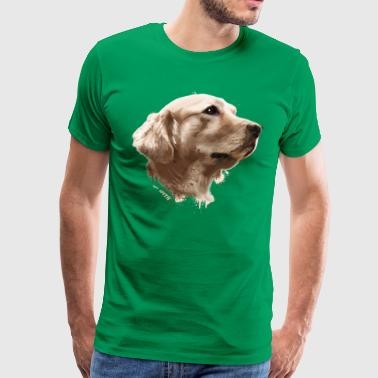 The Labrador Retriever - Men's Premium T-Shirt