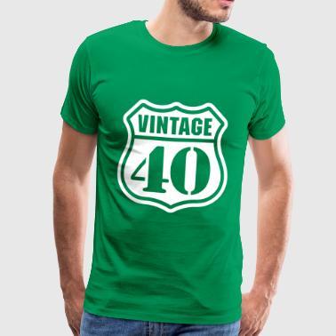 Favoriete 40 Jaar T-Shirts online bestellen | Spreadshirt @IV18