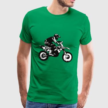 Enduro Cross - Men's Premium T-Shirt