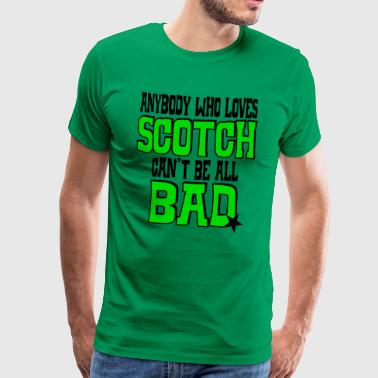 Scotch-1 - Männer Premium T-Shirt