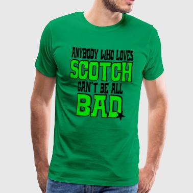 Scotch Scotch-1 - Männer Premium T-Shirt