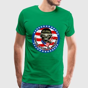 us army design 3 - T-shirt Premium Homme