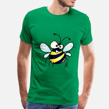 Save The Bees Bee - Men's Premium T-Shirt
