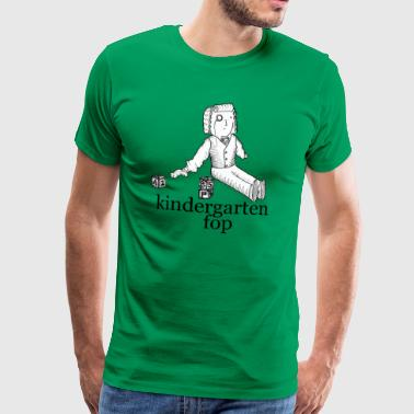 kindergarten fop - Men's Premium T-Shirt