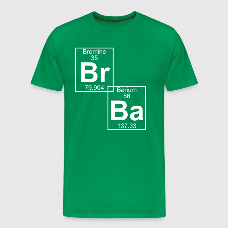 Br-Ba (brba) - Full - Men's Premium T-Shirt