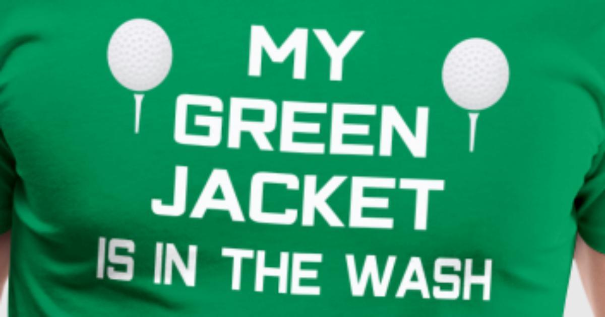 Lustiges Golfer Jacke Wäsche Geschenk für Sportler von Frederick ...