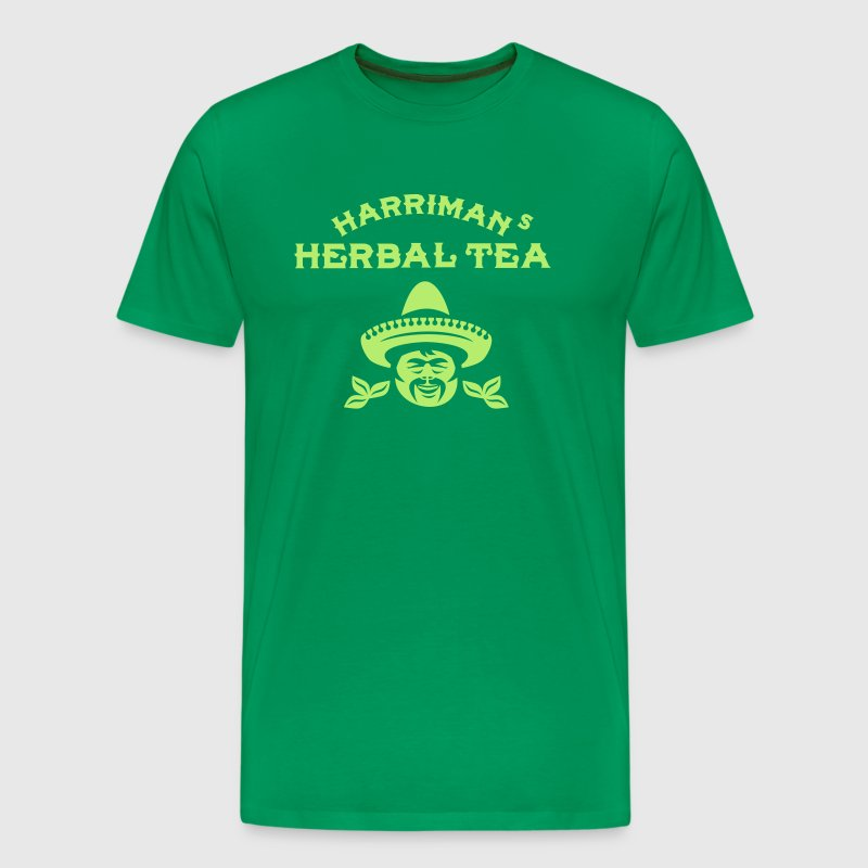 Harriman's Herbal Tea - Men's Premium T-Shirt
