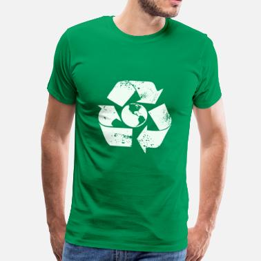 Recycle recycle paint - Men's Premium T-Shirt