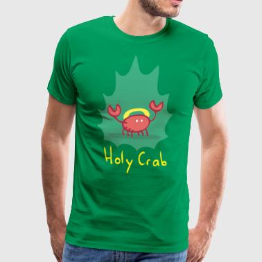 Holy Crab - Men's Premium T-Shirt