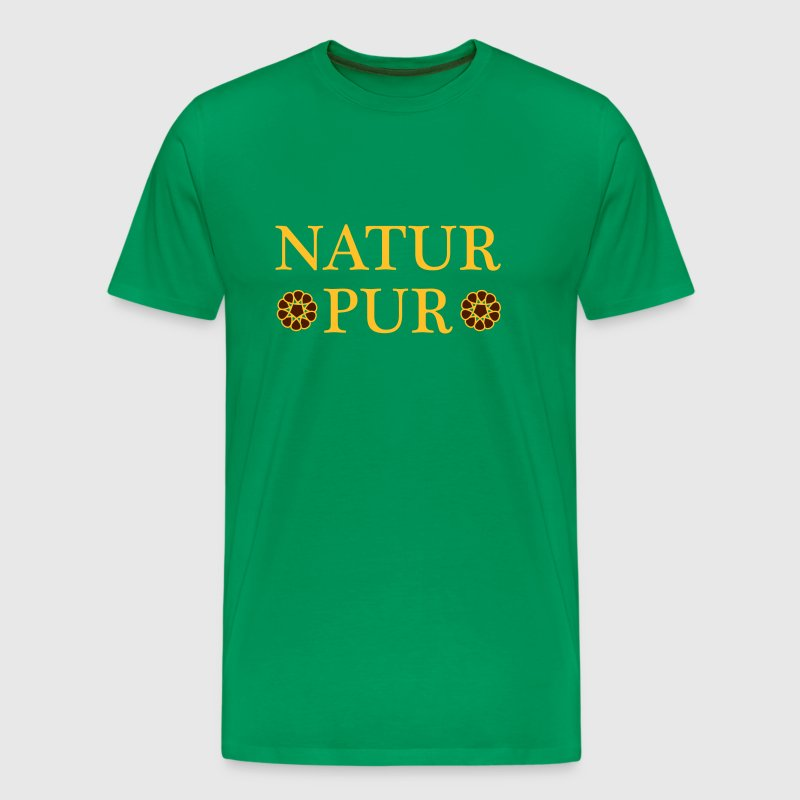 pure nature - Men's Premium T-Shirt