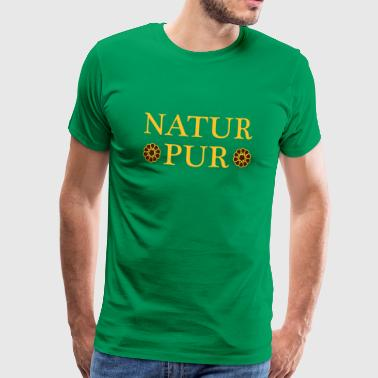 nature pure - T-shirt Premium Homme