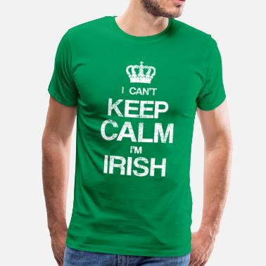 Croagh Patrick Irish - Men's Premium T-Shirt