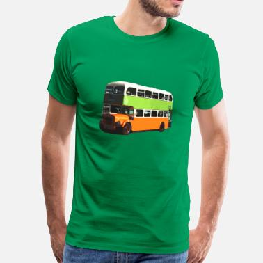 Glasgow Celtic Glasgow Corporation Bus - Men's Premium T-Shirt