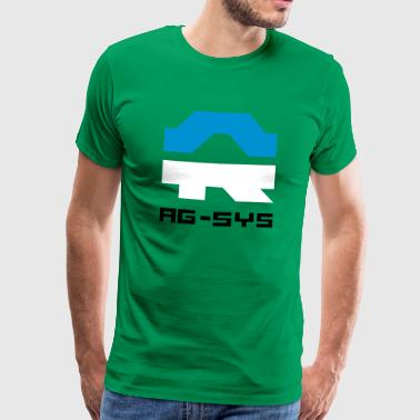 ag systems - Men's Premium T-Shirt