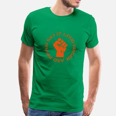 Ginger And Proud Ginger And Proud - Men's Premium T-Shirt