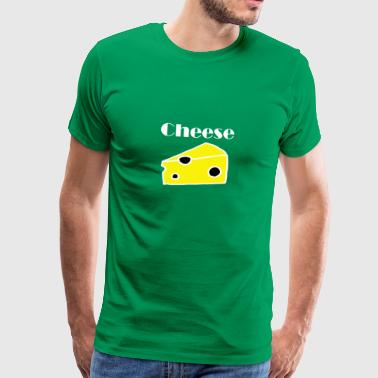 Fromage au fromage - T-shirt Premium Homme