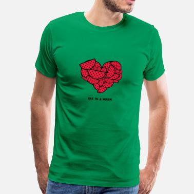 Fruity Tops one in a melon 2 - Men's Premium T-Shirt