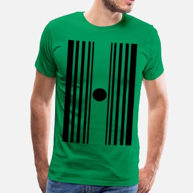 Effect doppler effect - Mannen Premium T-shirt