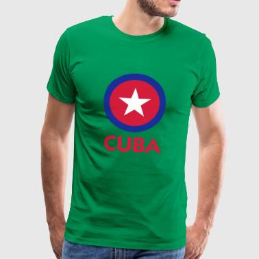 Communist Cuba - Men's Premium T-Shirt